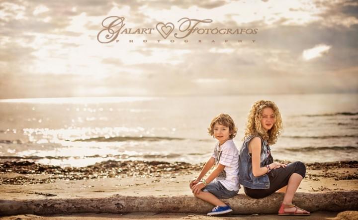 Reportaje fotográfico de familia (2)