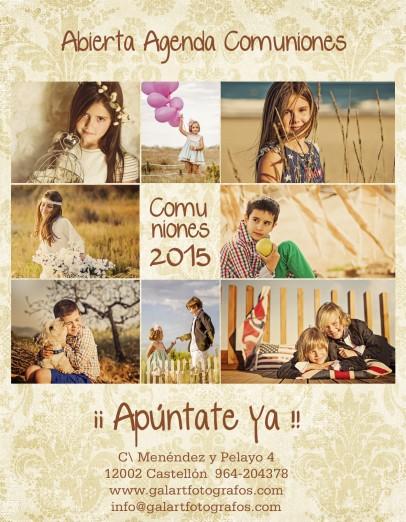 comuniones 2015 fotografia de comunion