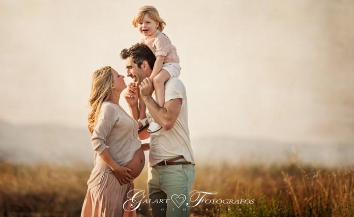 Fotografías de embarazo en exteriores (5)