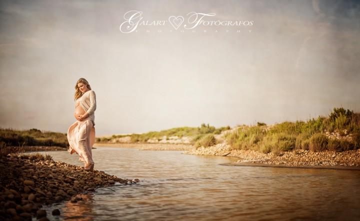 Fotografías de embarazo en exteriores (2)