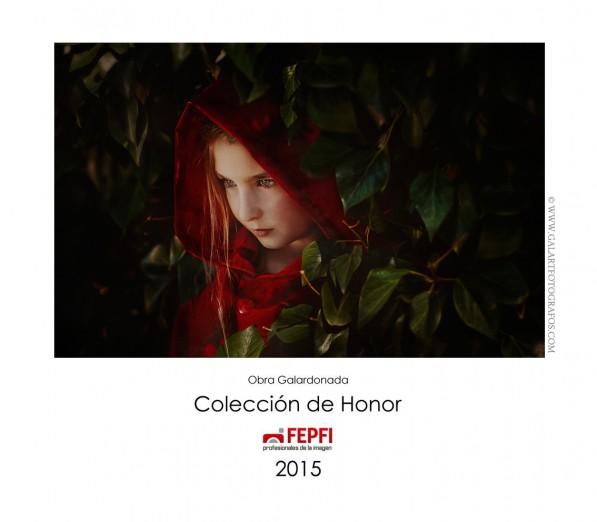 coleccion de honor fotografia ganadora . Galart fotografos