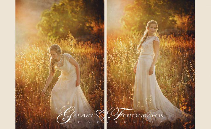 Fotografías de novios en el campo, reportaje de boda, fotos de novios, masía les casotes, galart fotografos (18)