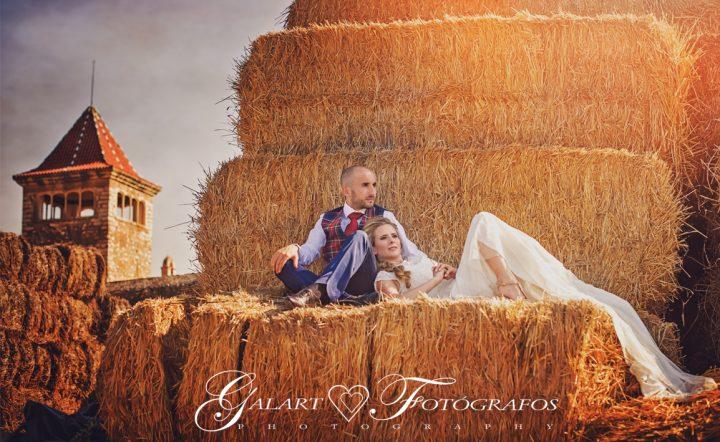 Fotografías de novios en el campo, reportaje de boda, fotos de novios, masía les casotes, galart fotografos (11)