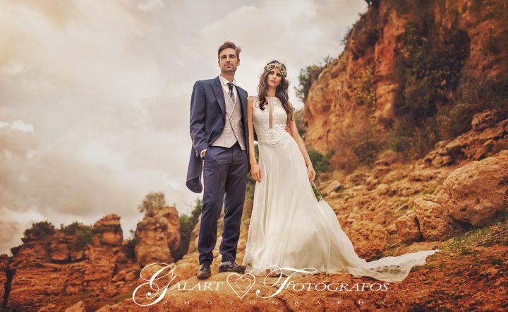 galart fotografos, fotos de boda