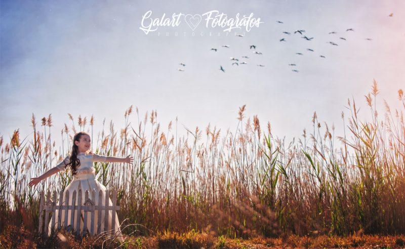 Galart Fotógrafos, fotos comunión y mis 9