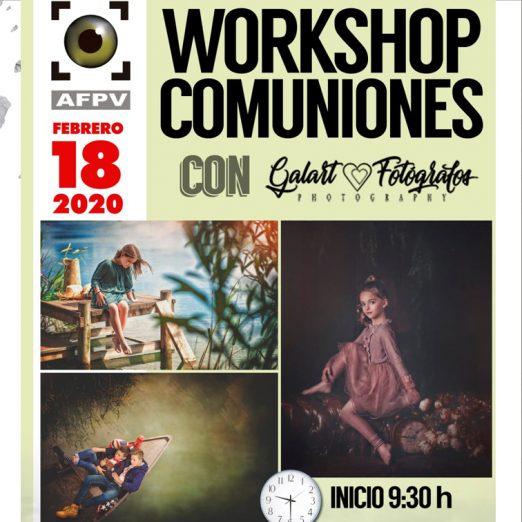 Curso/ workshop Galart Fotógrafos en AFPV ( Asociación Fotógrafos Valencia)